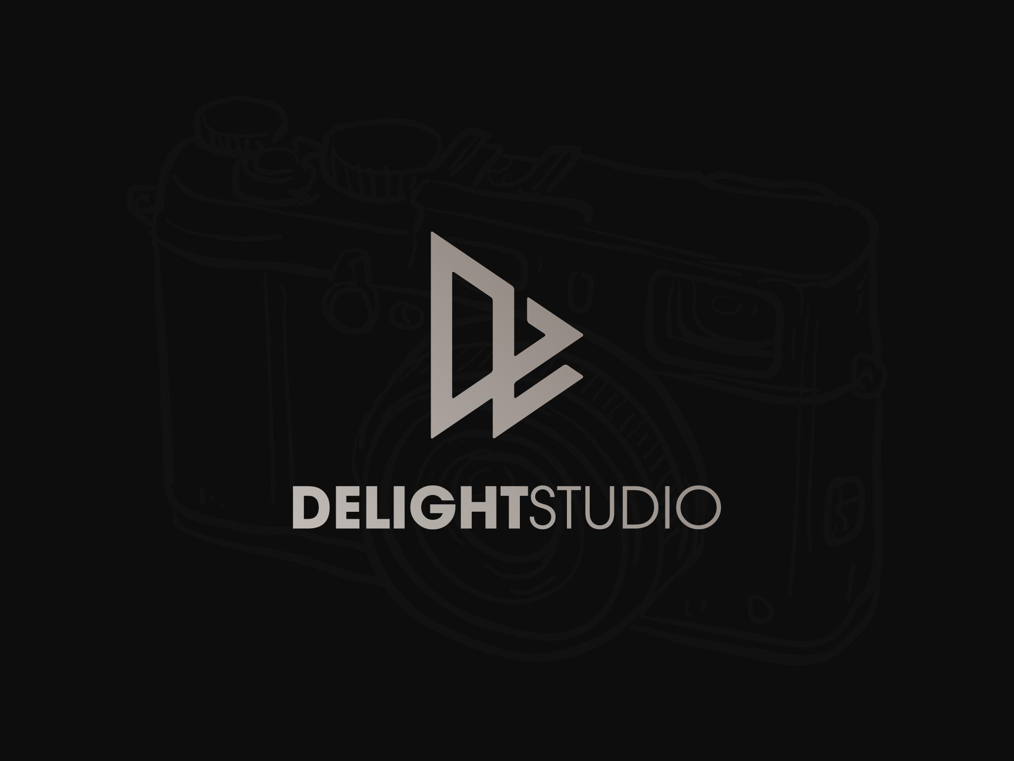 Nhận diện thương hiệu DeLight Studio