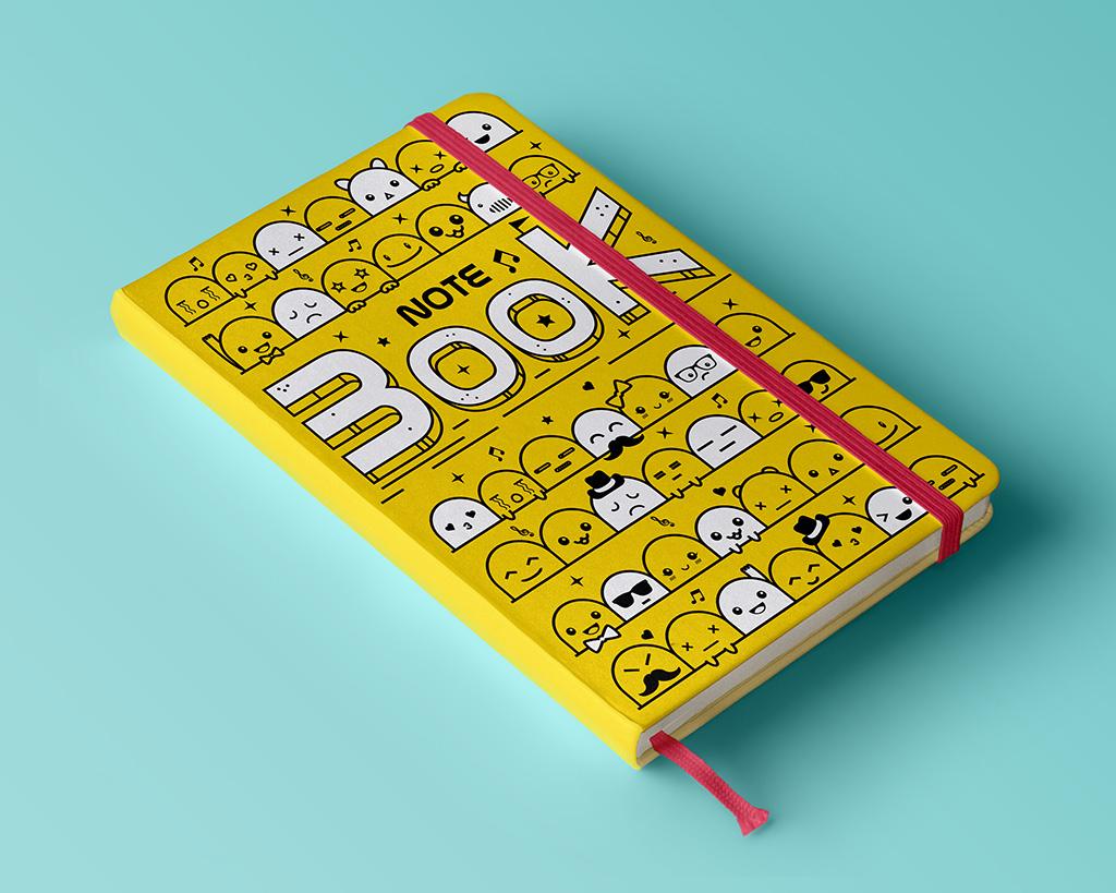 Bìa tập Note Book