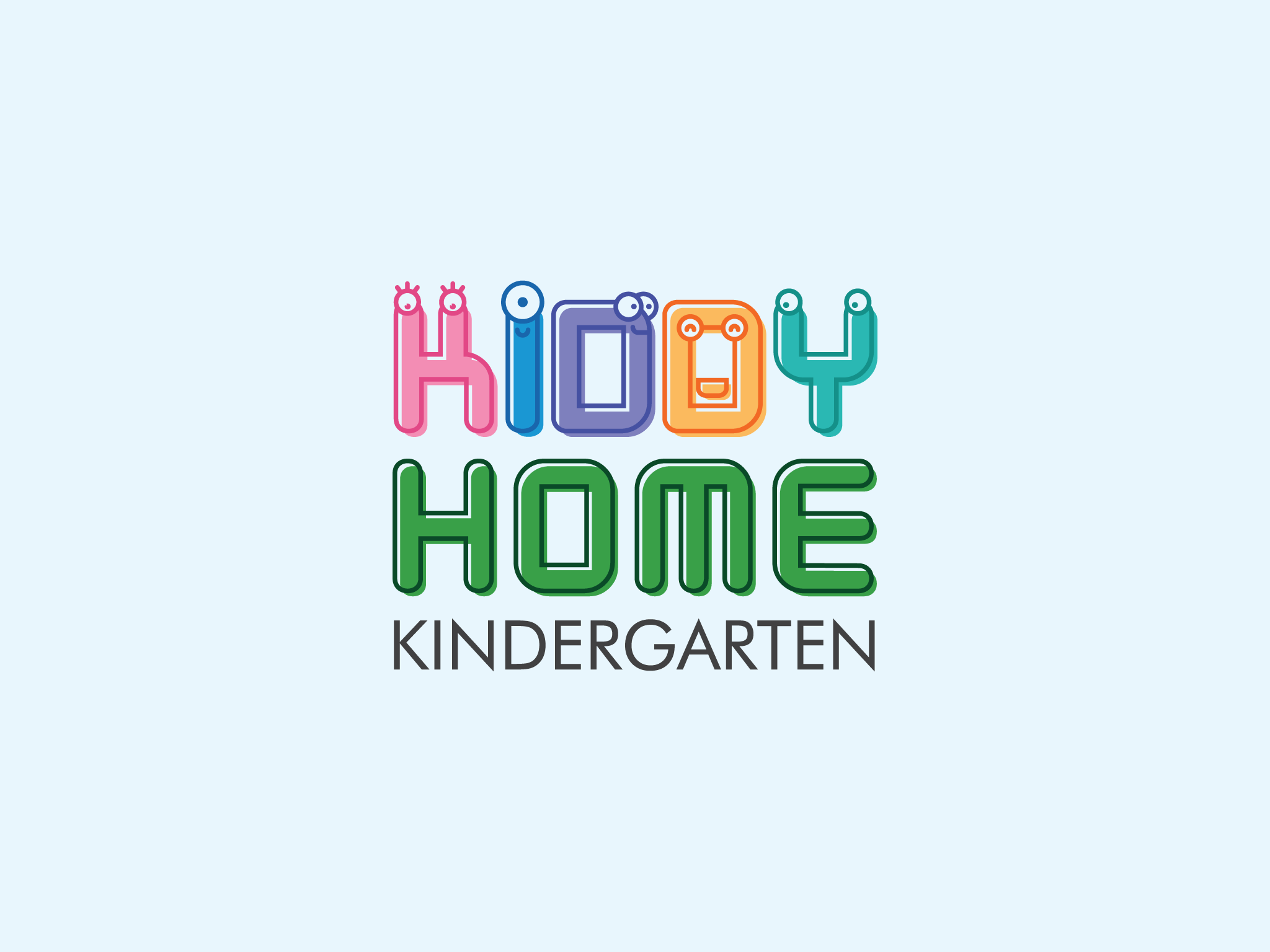 Logo Kiddy Home