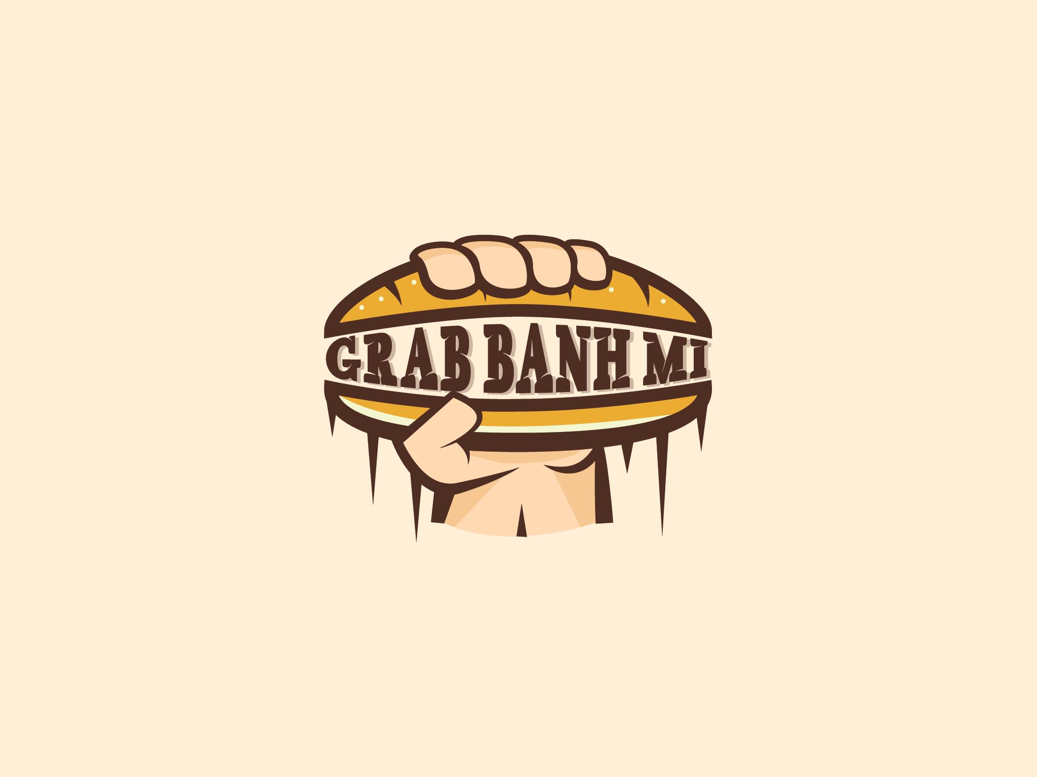 Logo Grab Bánh Mì