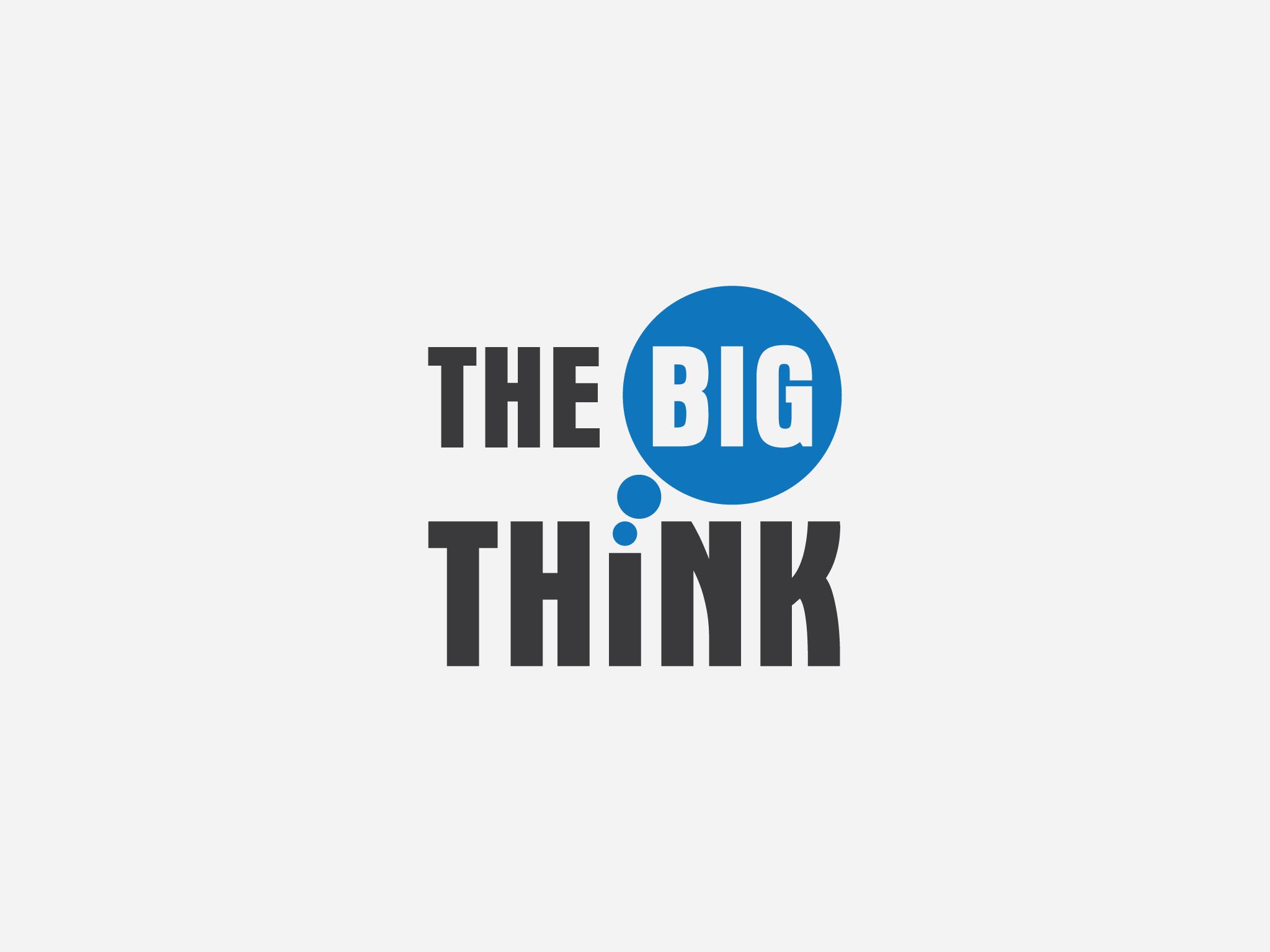 Logo The Big Think