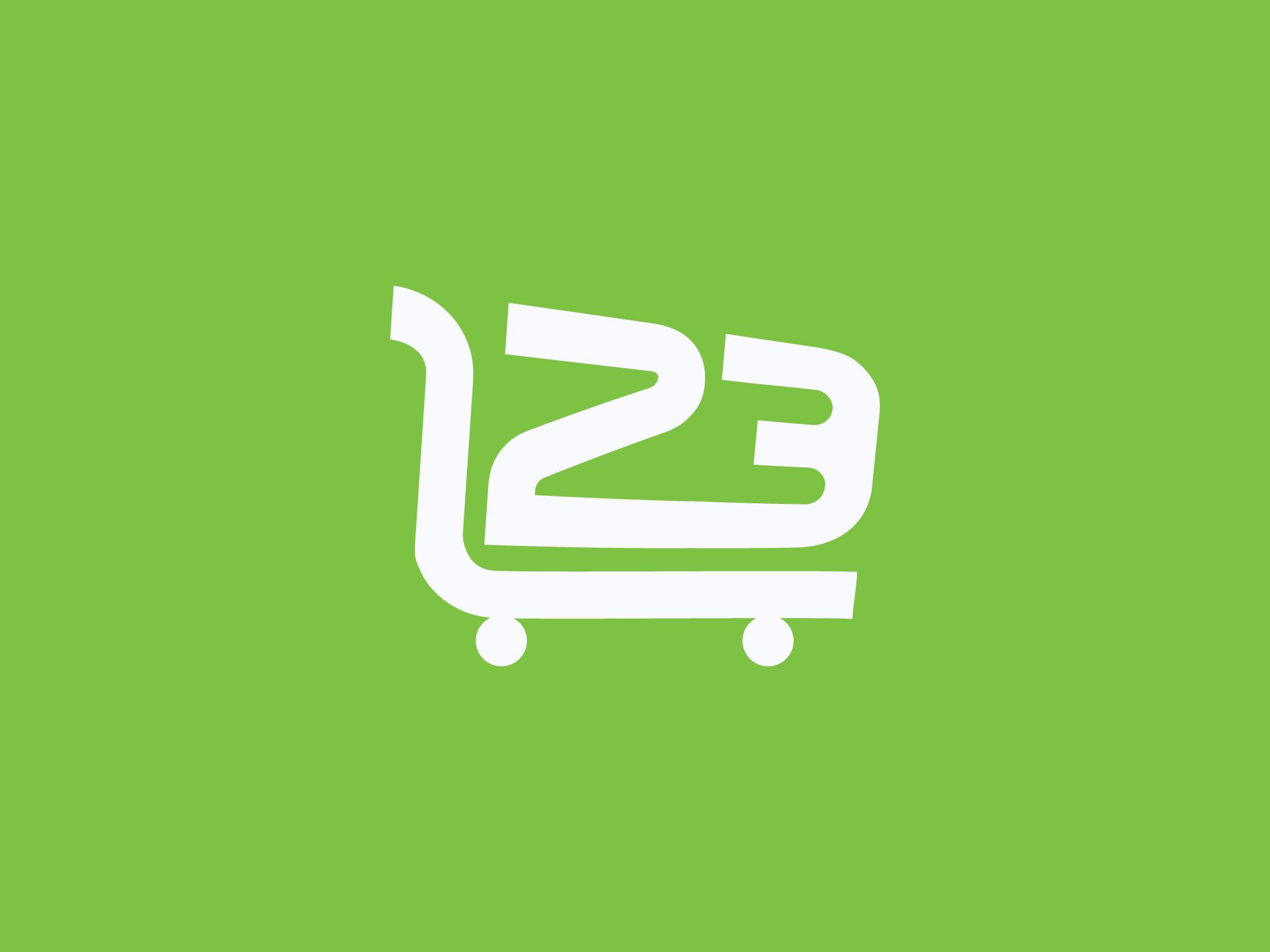 Logo 123Shop