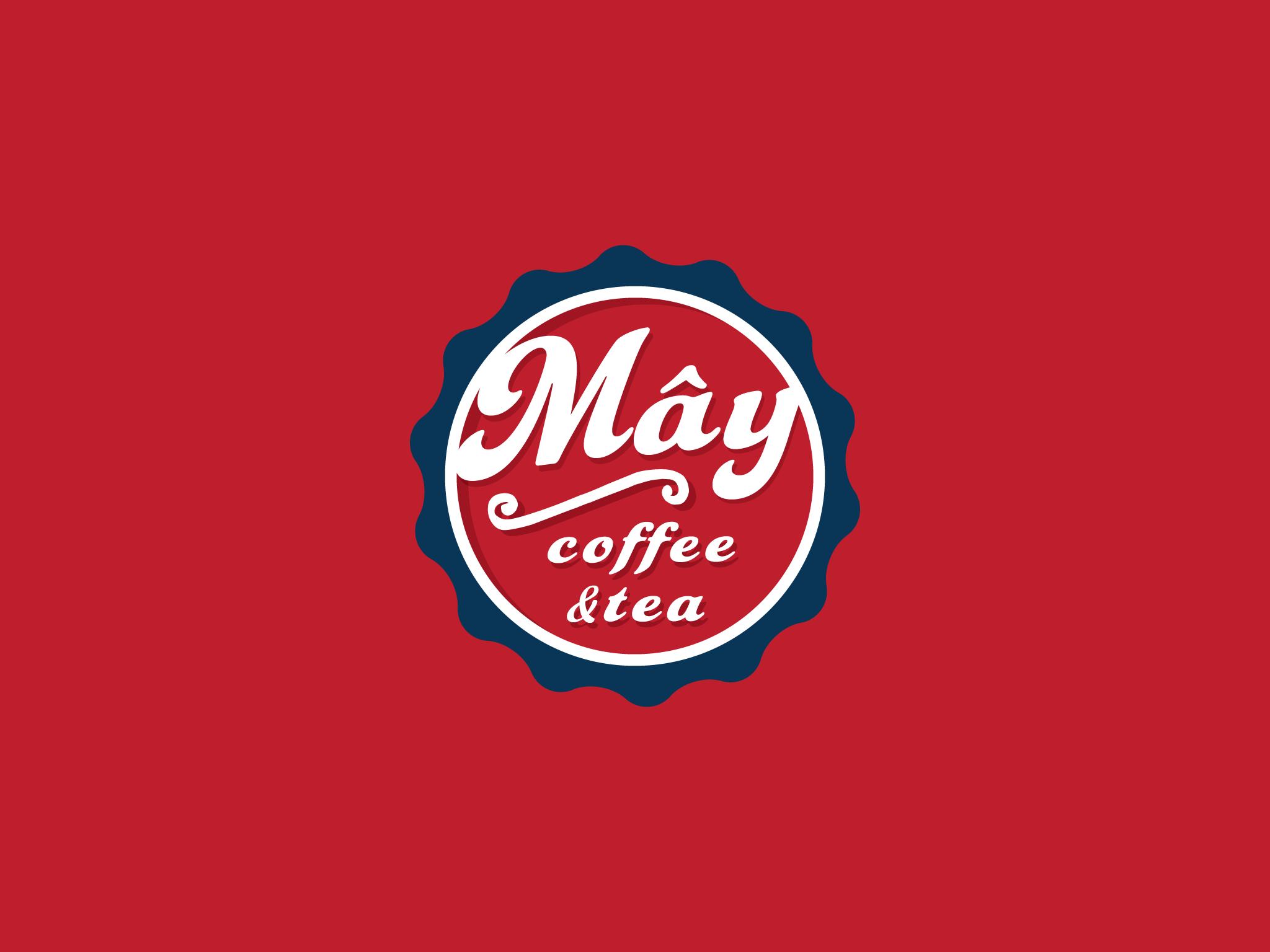 Logo Mây Coffee & Tea