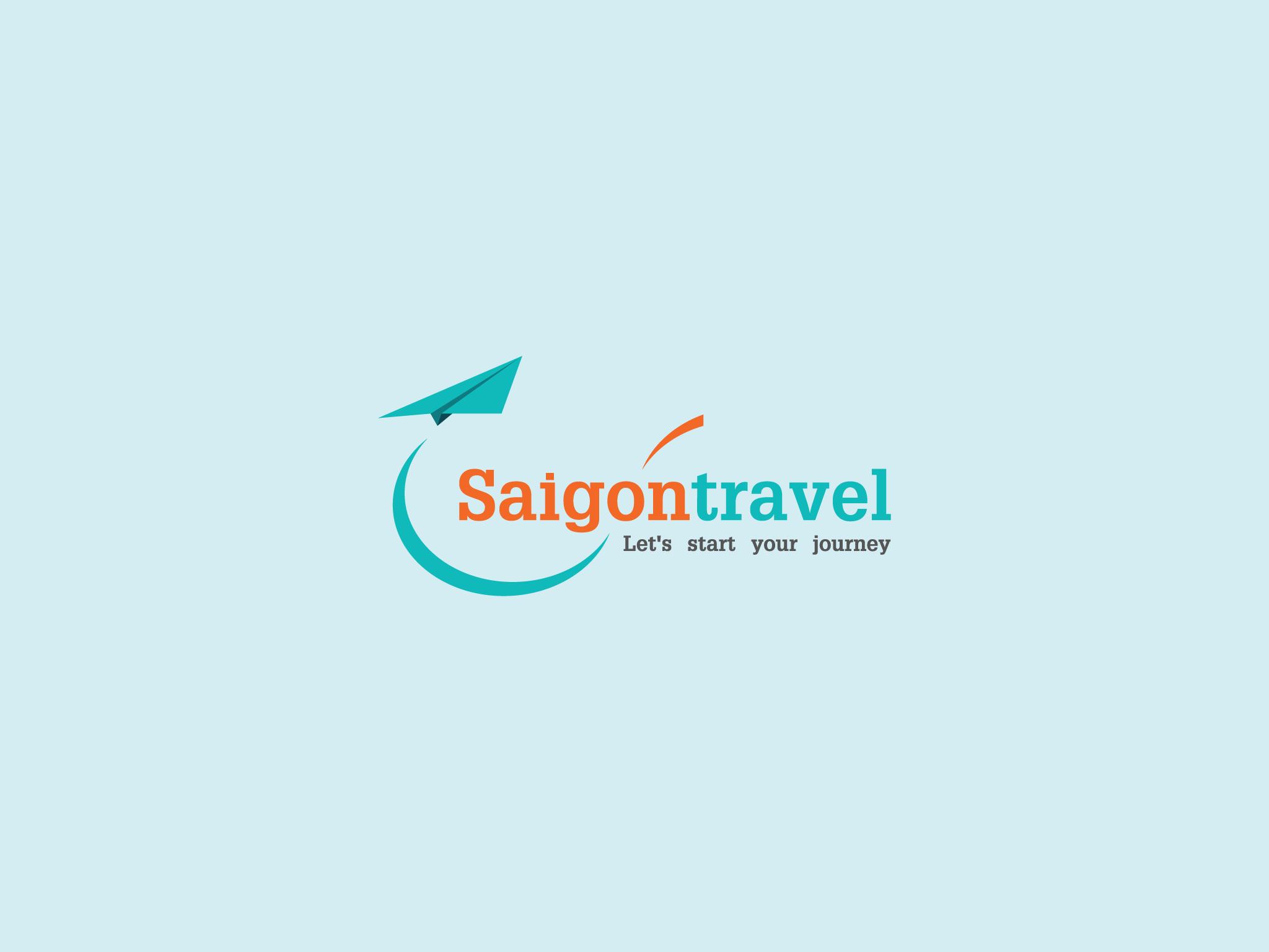 Logo Saigontravel