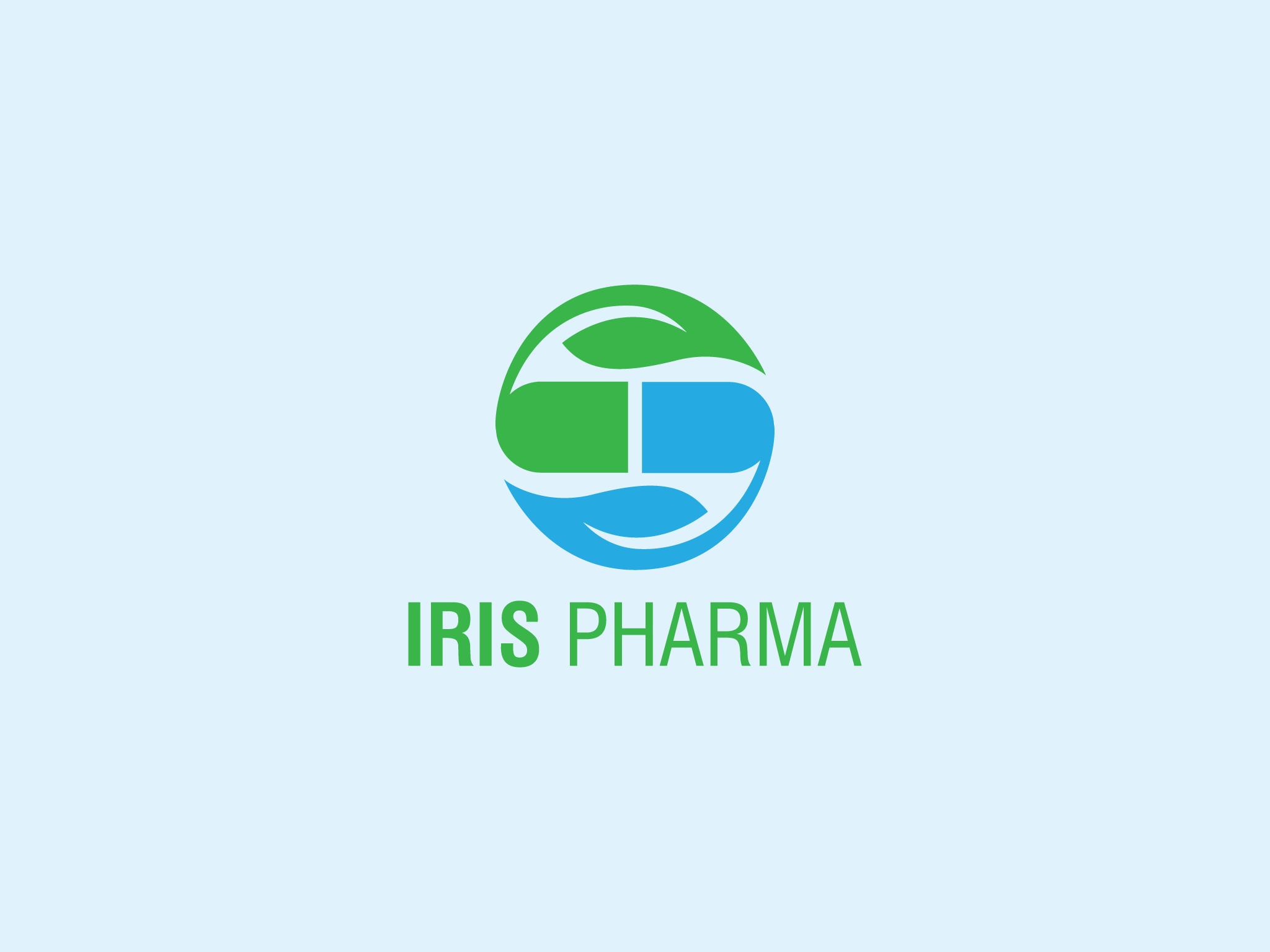 Logo Iris Pharma