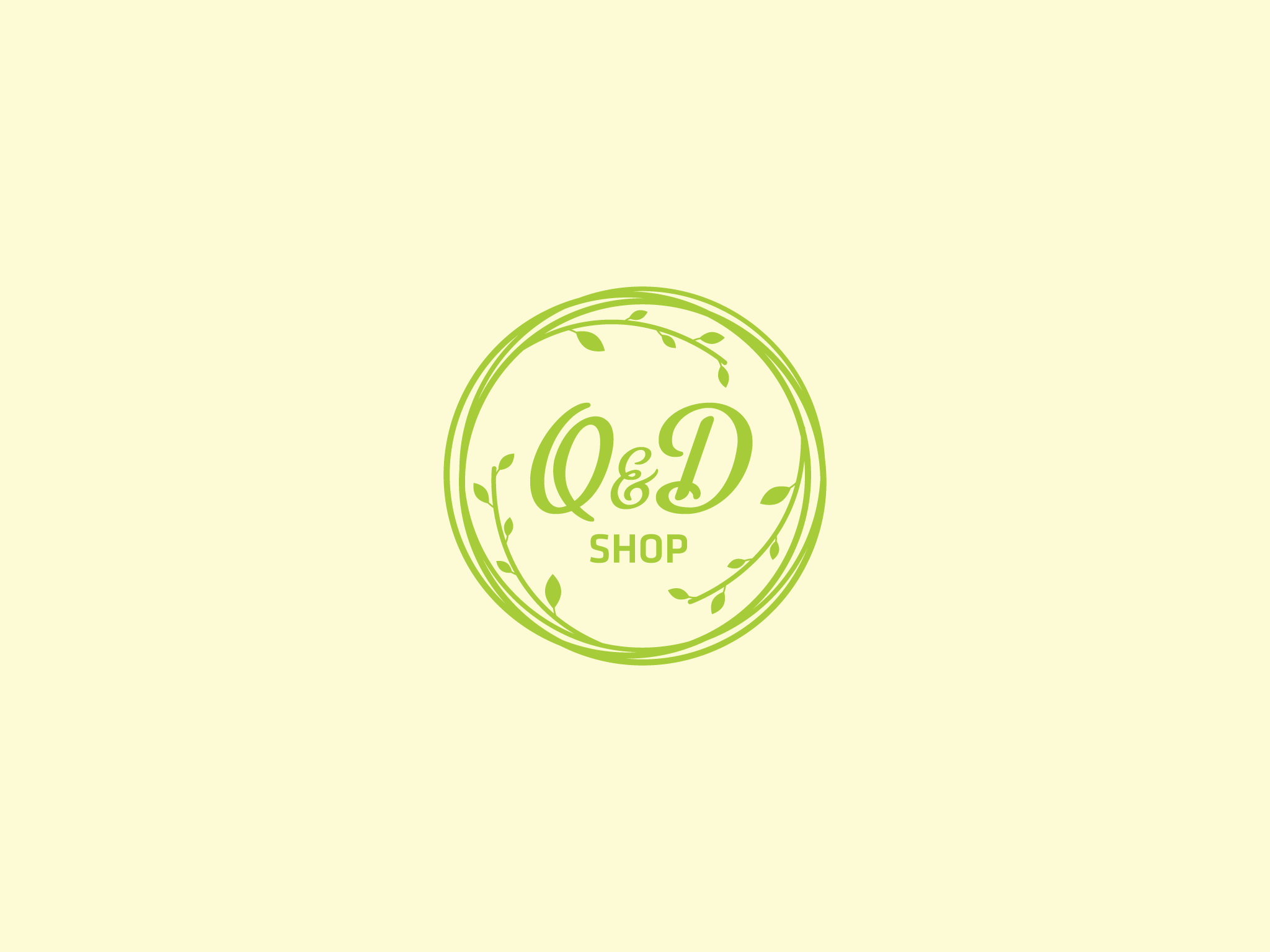 Logo Q&D Shop