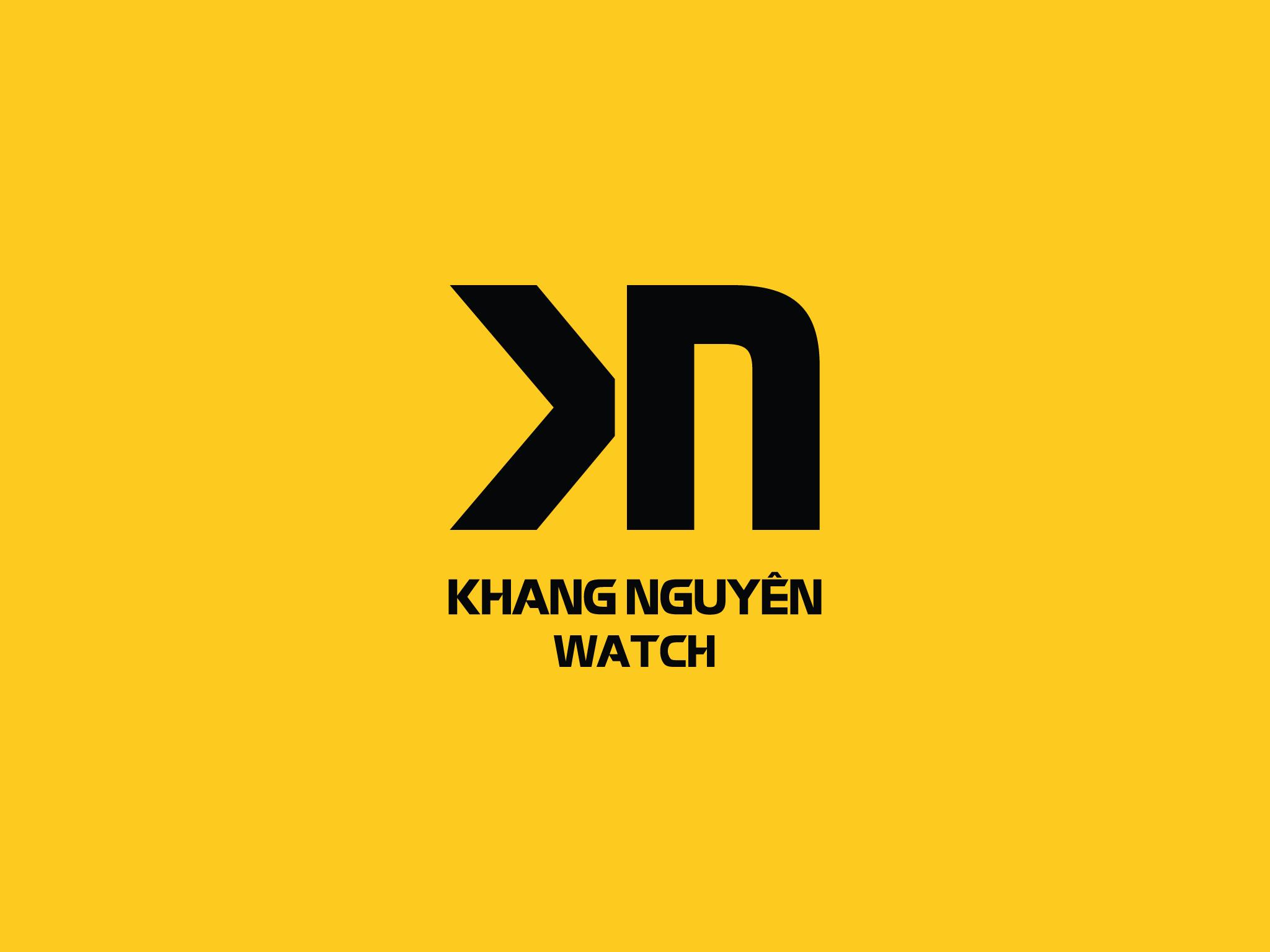 Logo Khang Nguyên Watch