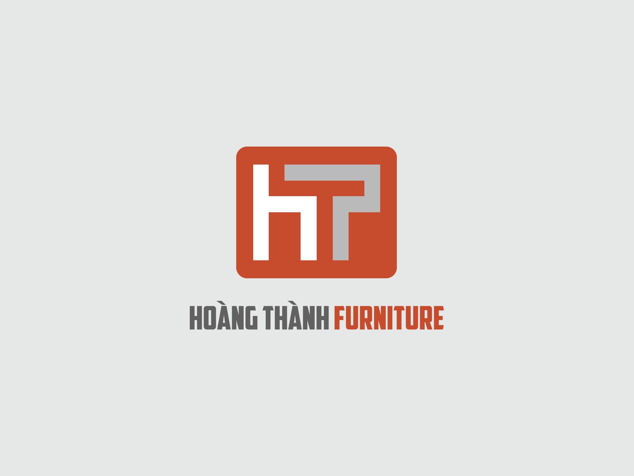 Logo Hoàng Thành Furniture