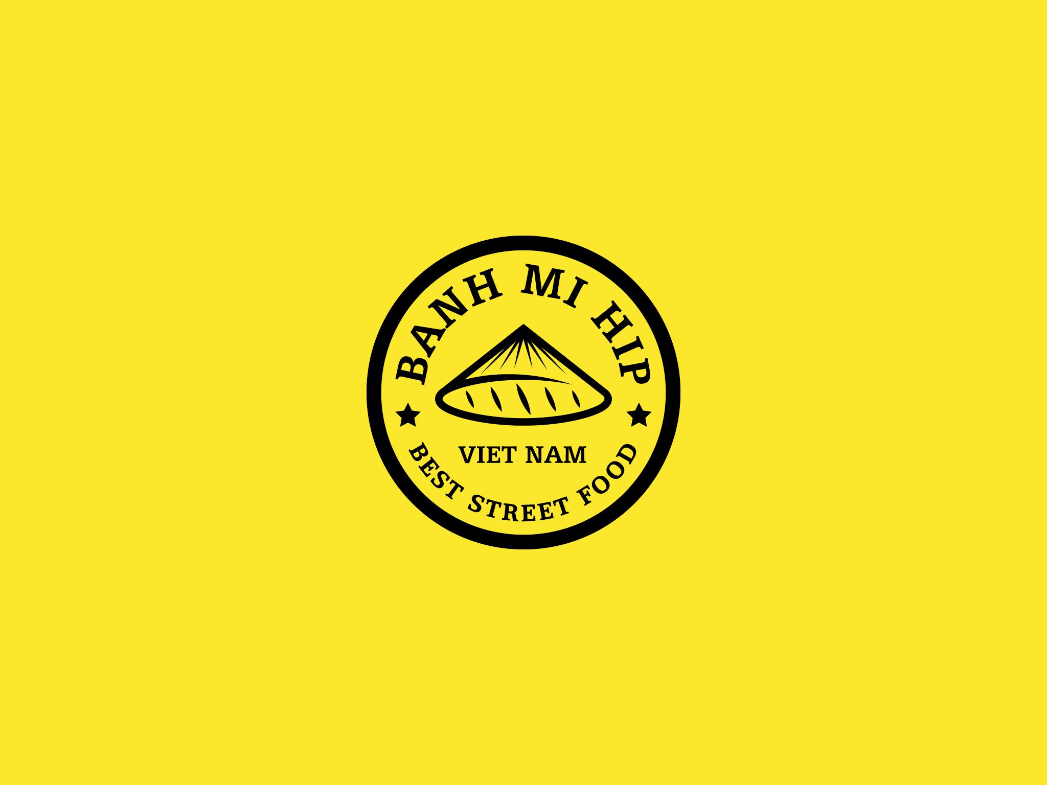 Logo Híp Bánh Mì