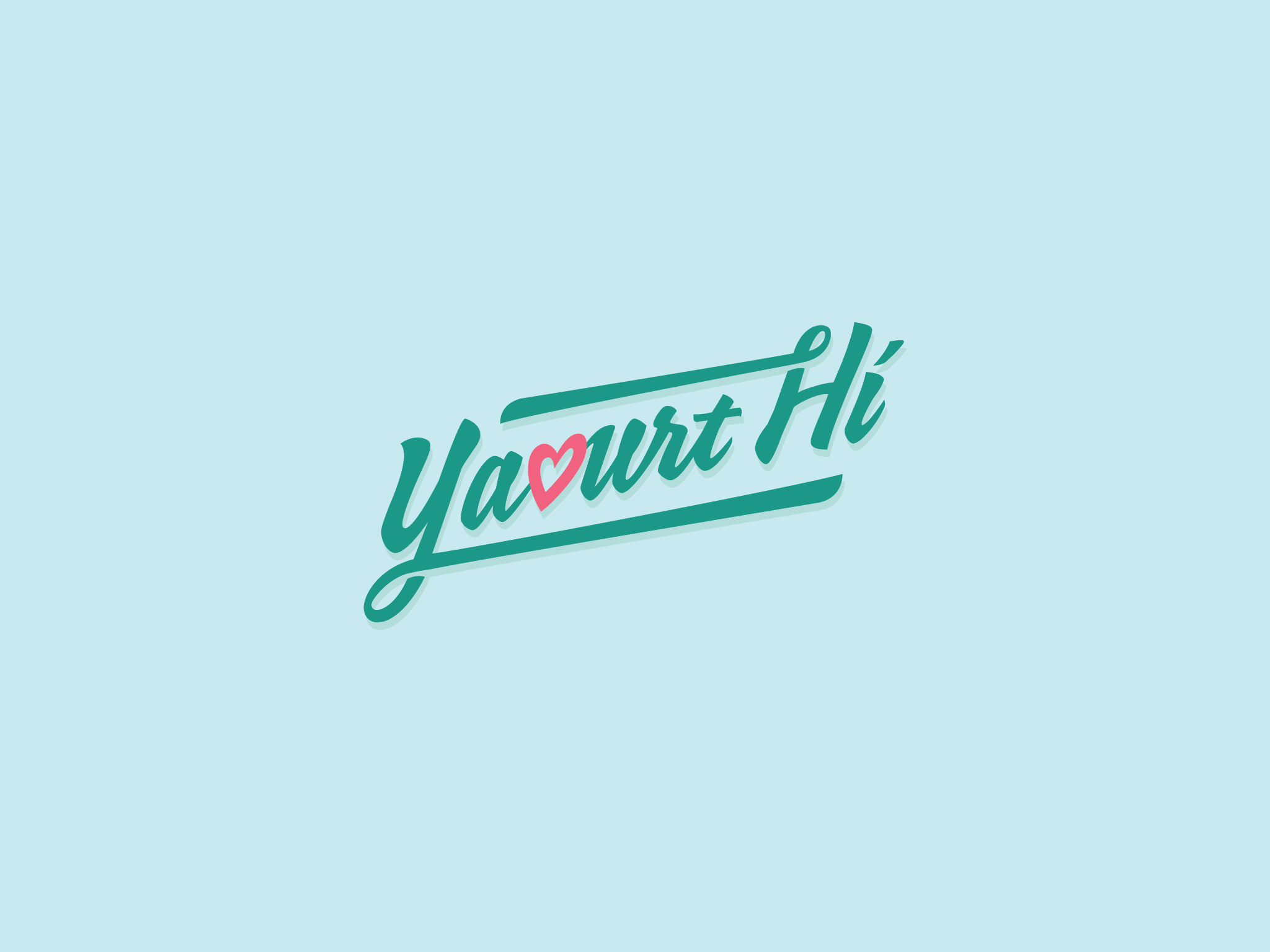 Logo Yaourt Hí
