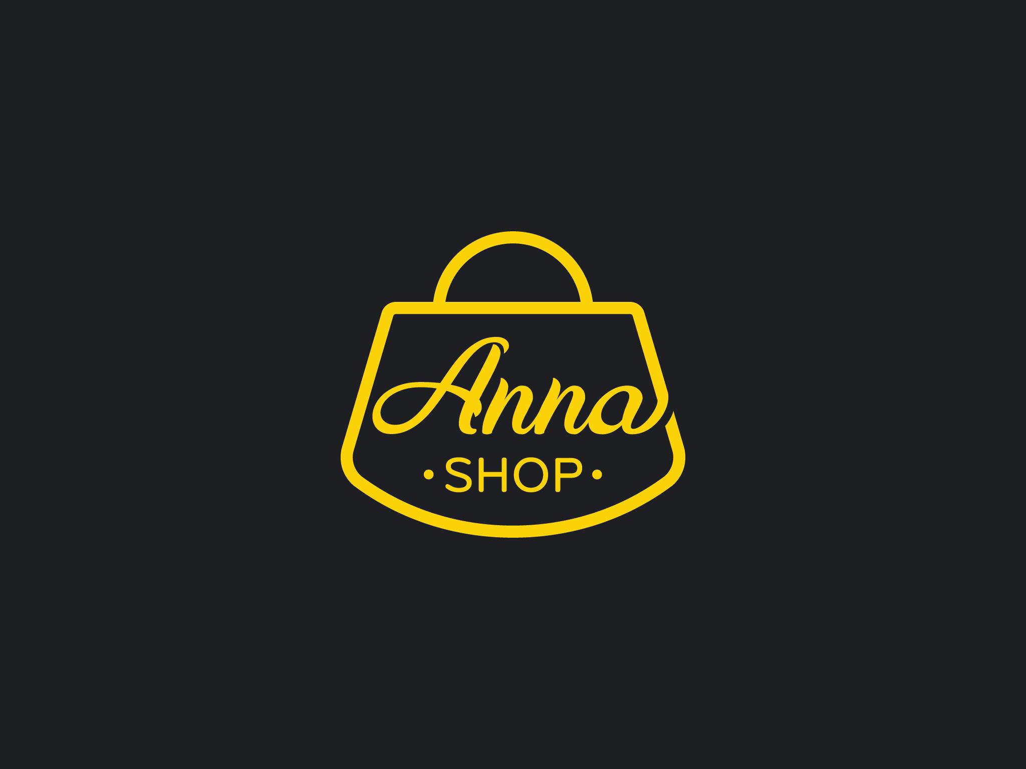 Logo Anna Shop