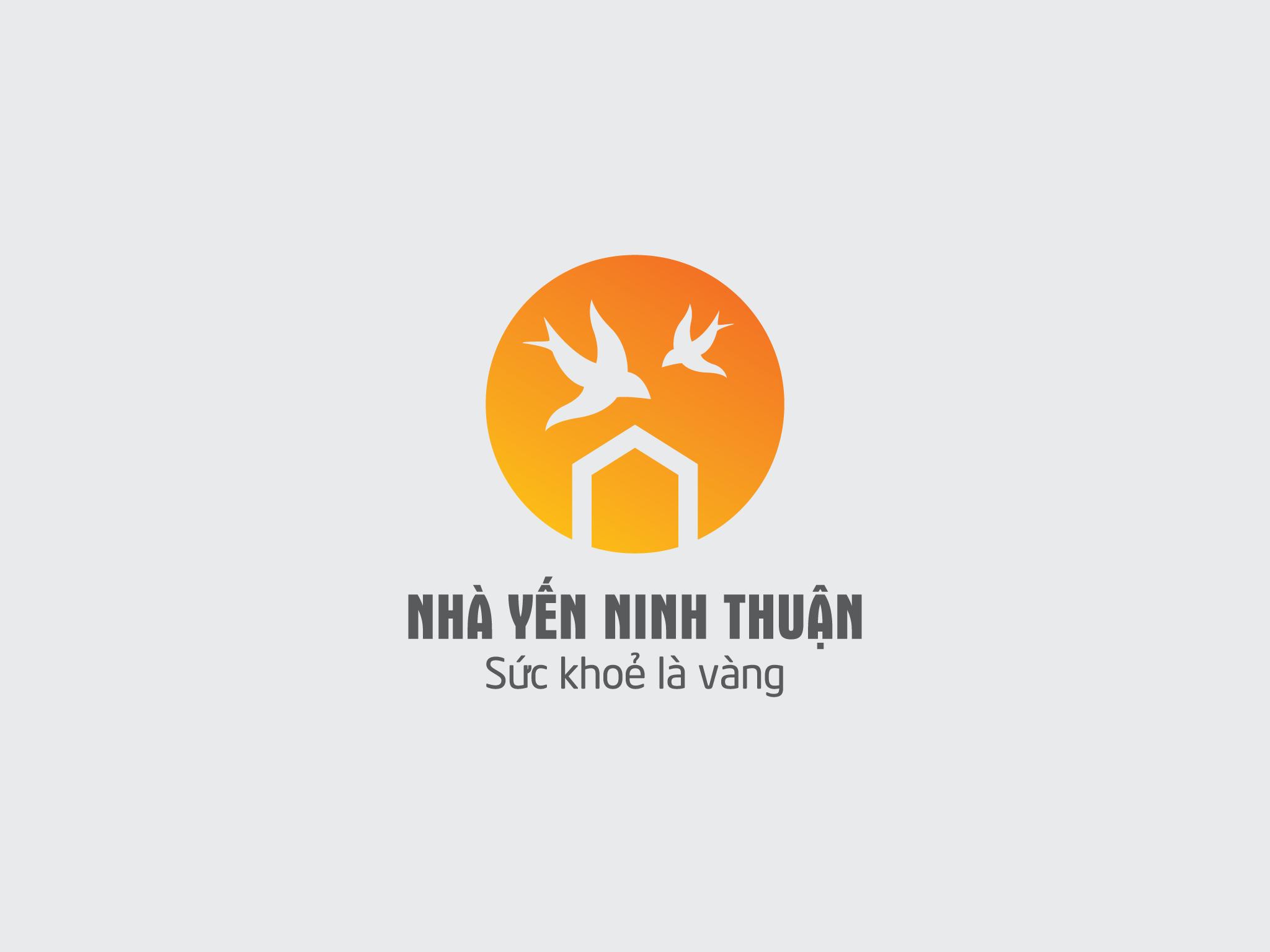 Logo Nhà Yến Ninh Thuận