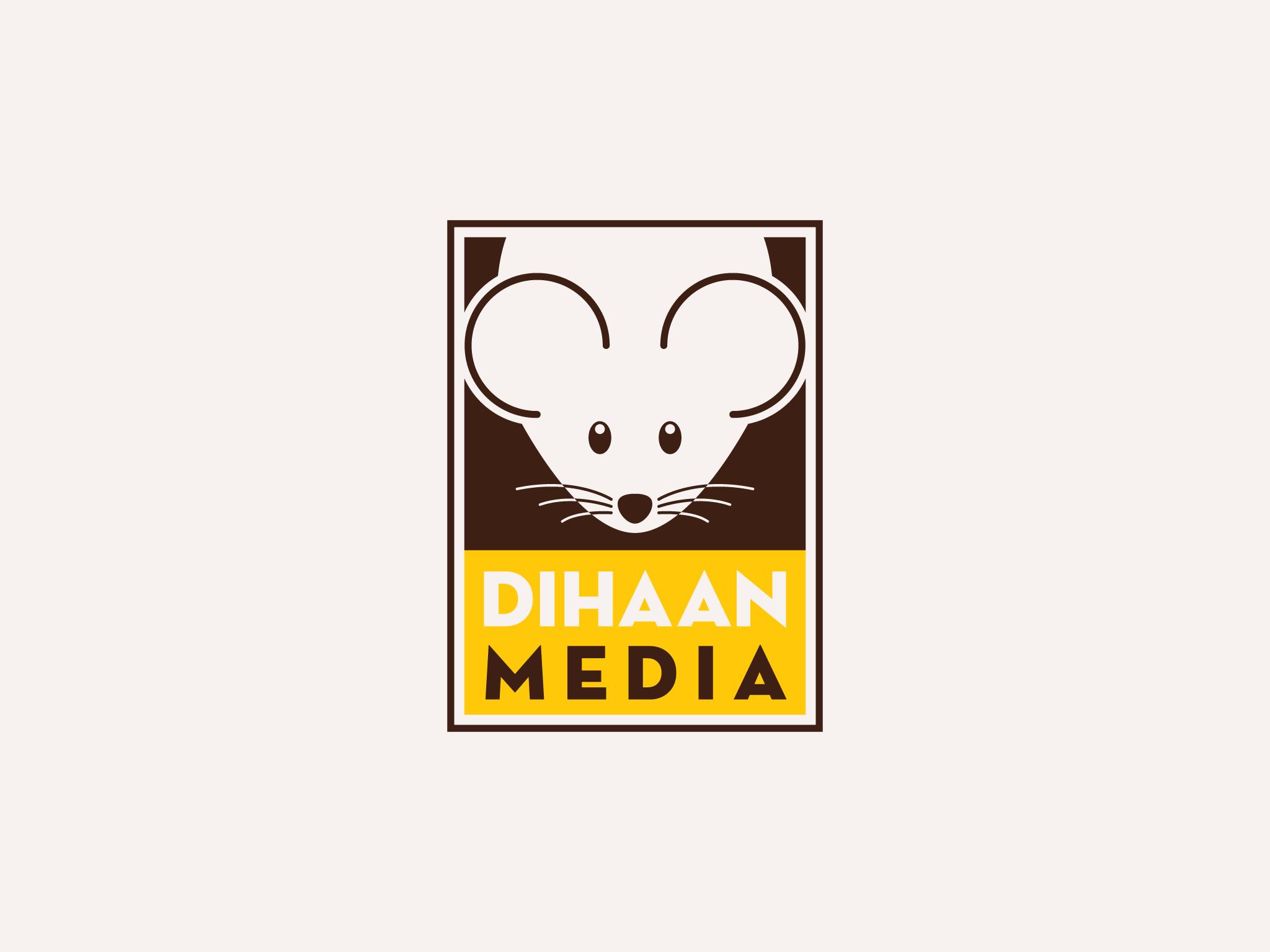 Logo Dihaan Media