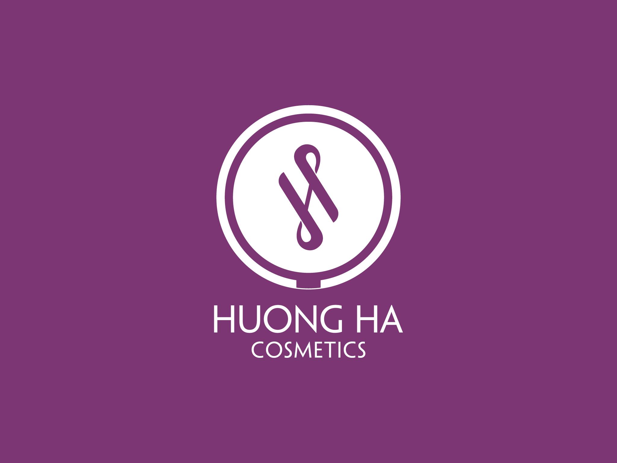 Logo Huong Ha Cosmetics