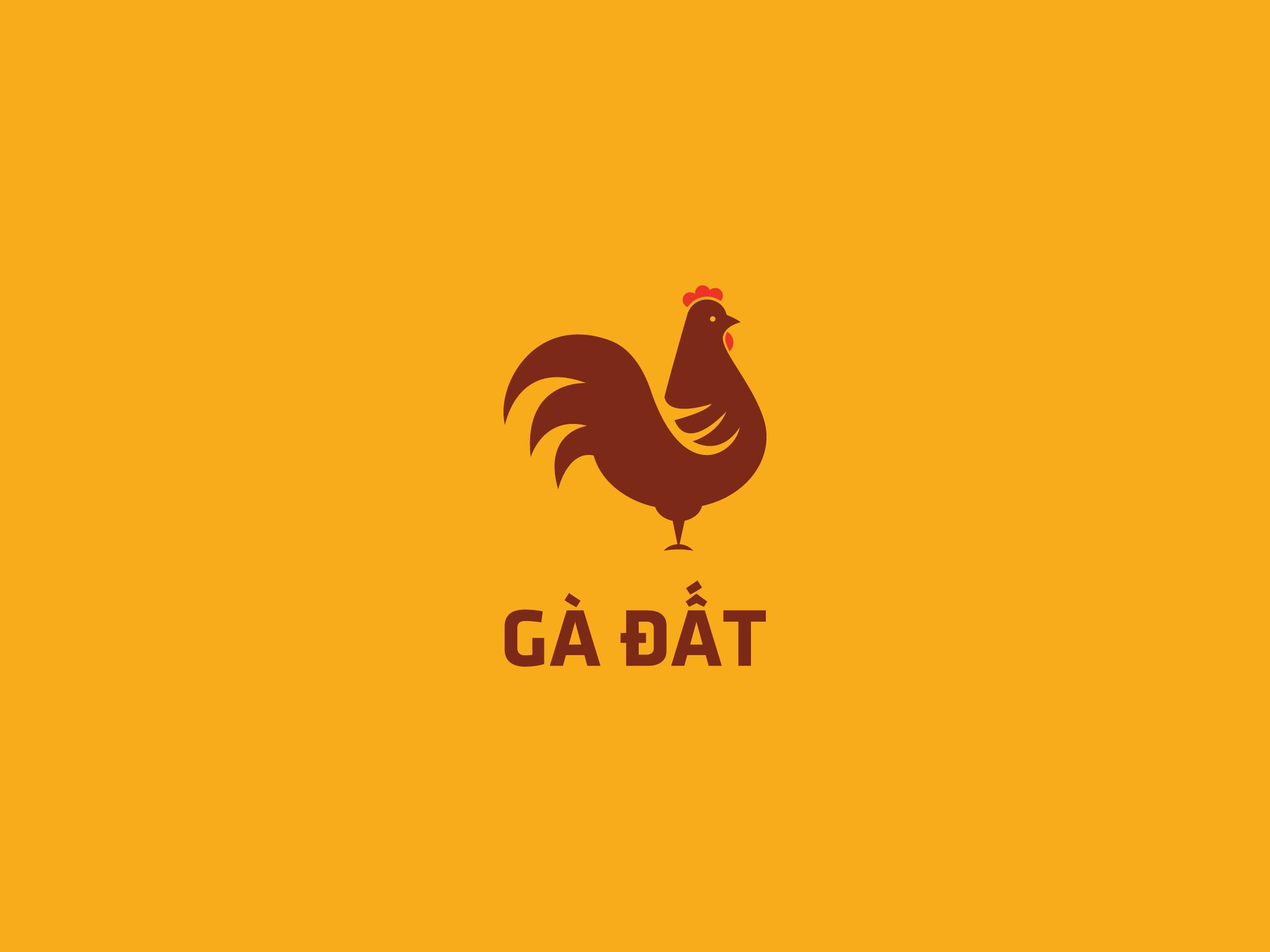 Logo Gà Đất