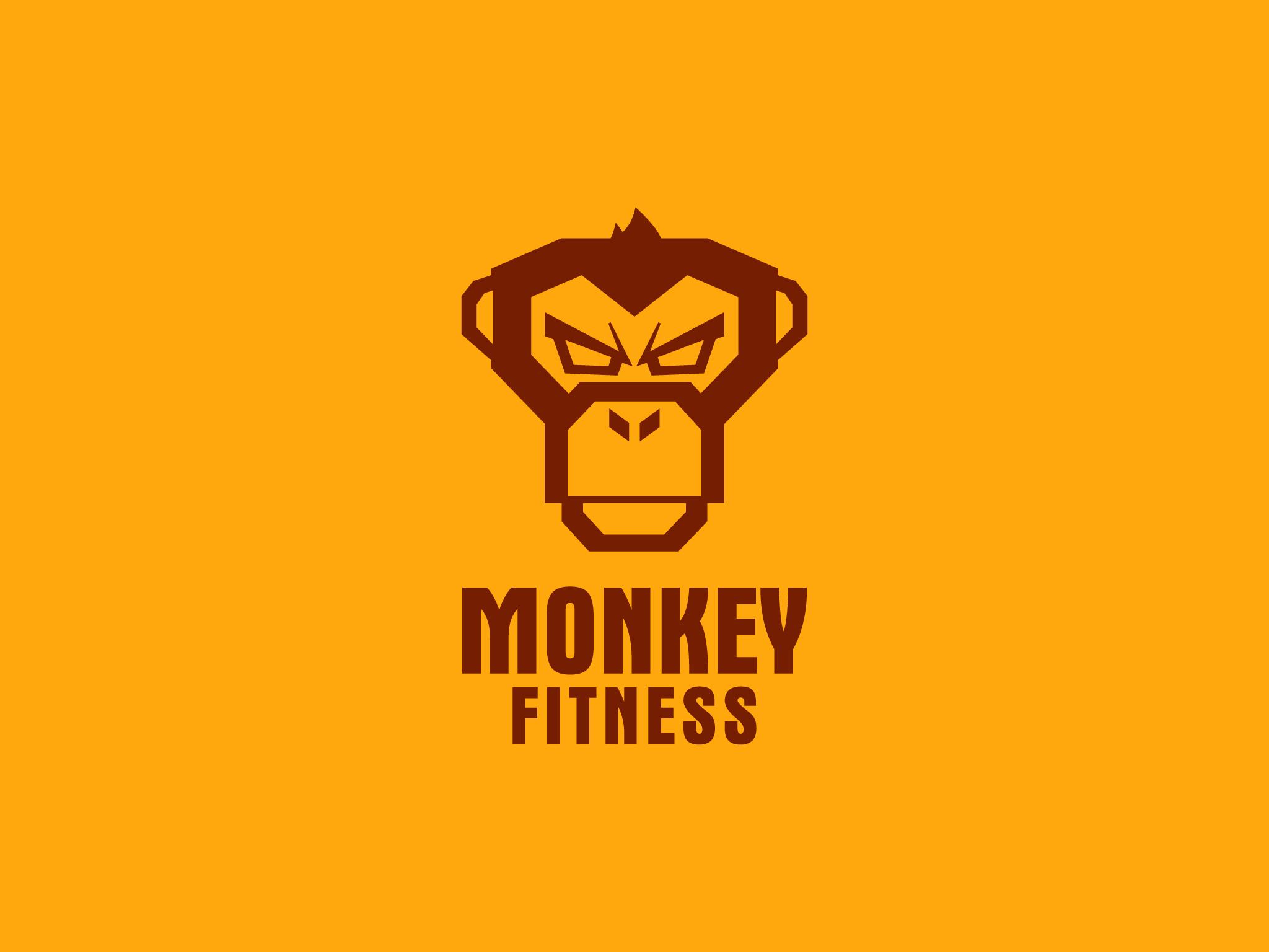 Logo Monkey Fitness