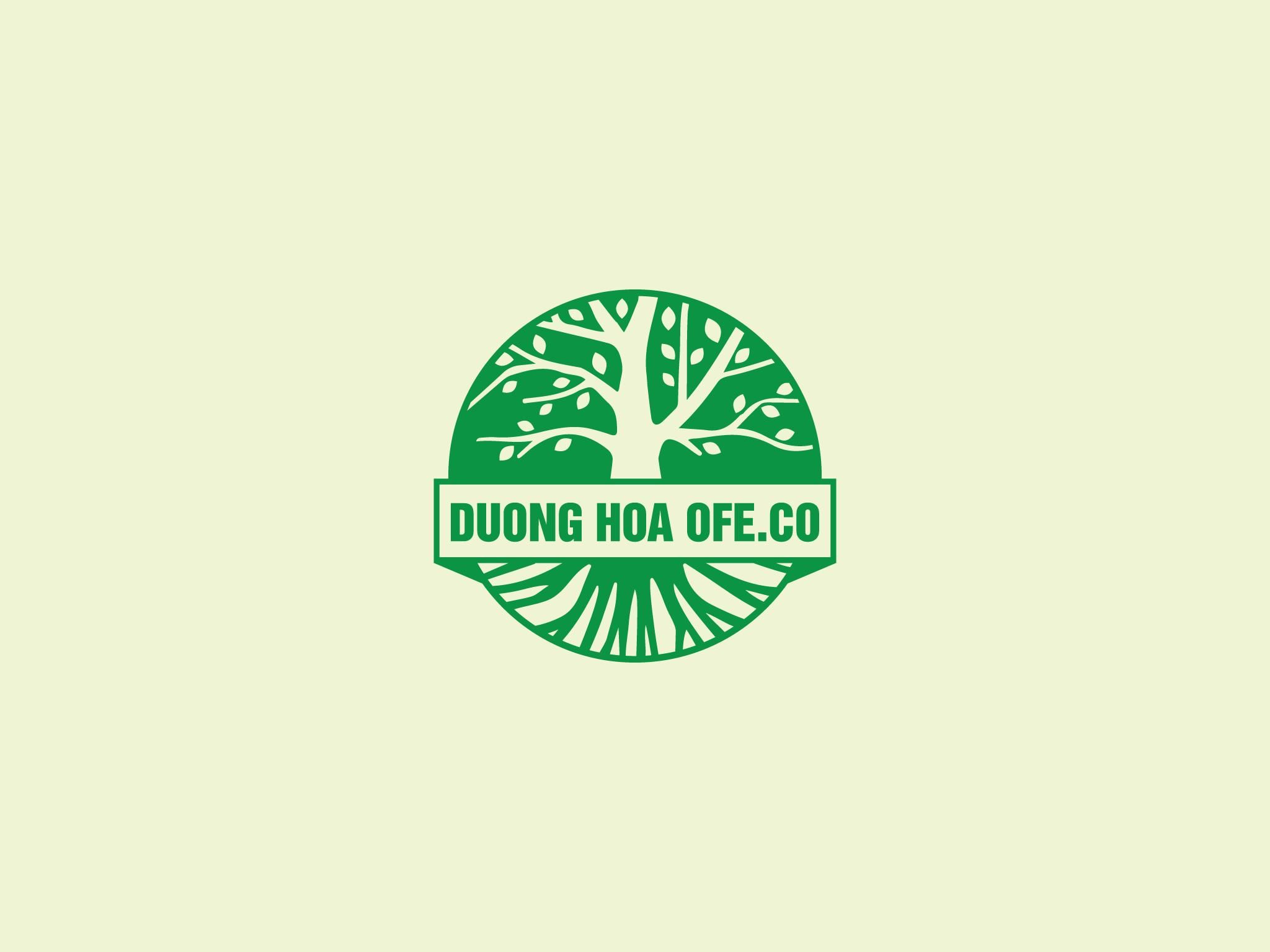 Logo Duong Hoa Ofe.Co