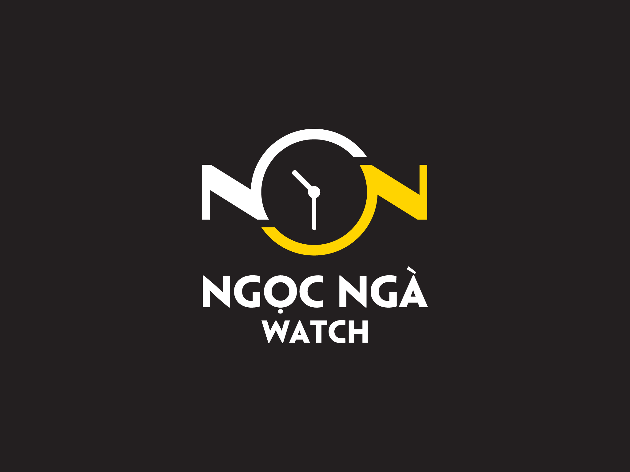 Logo Ngọc Ngà Watch