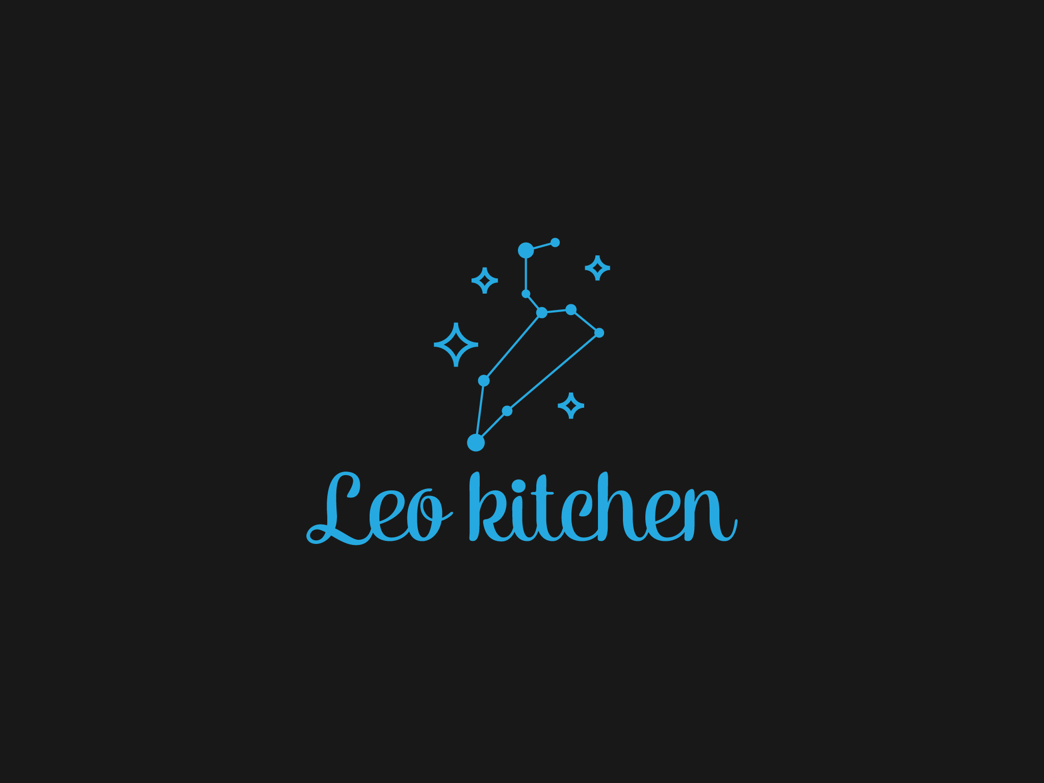 Logo Leo-Kitchen