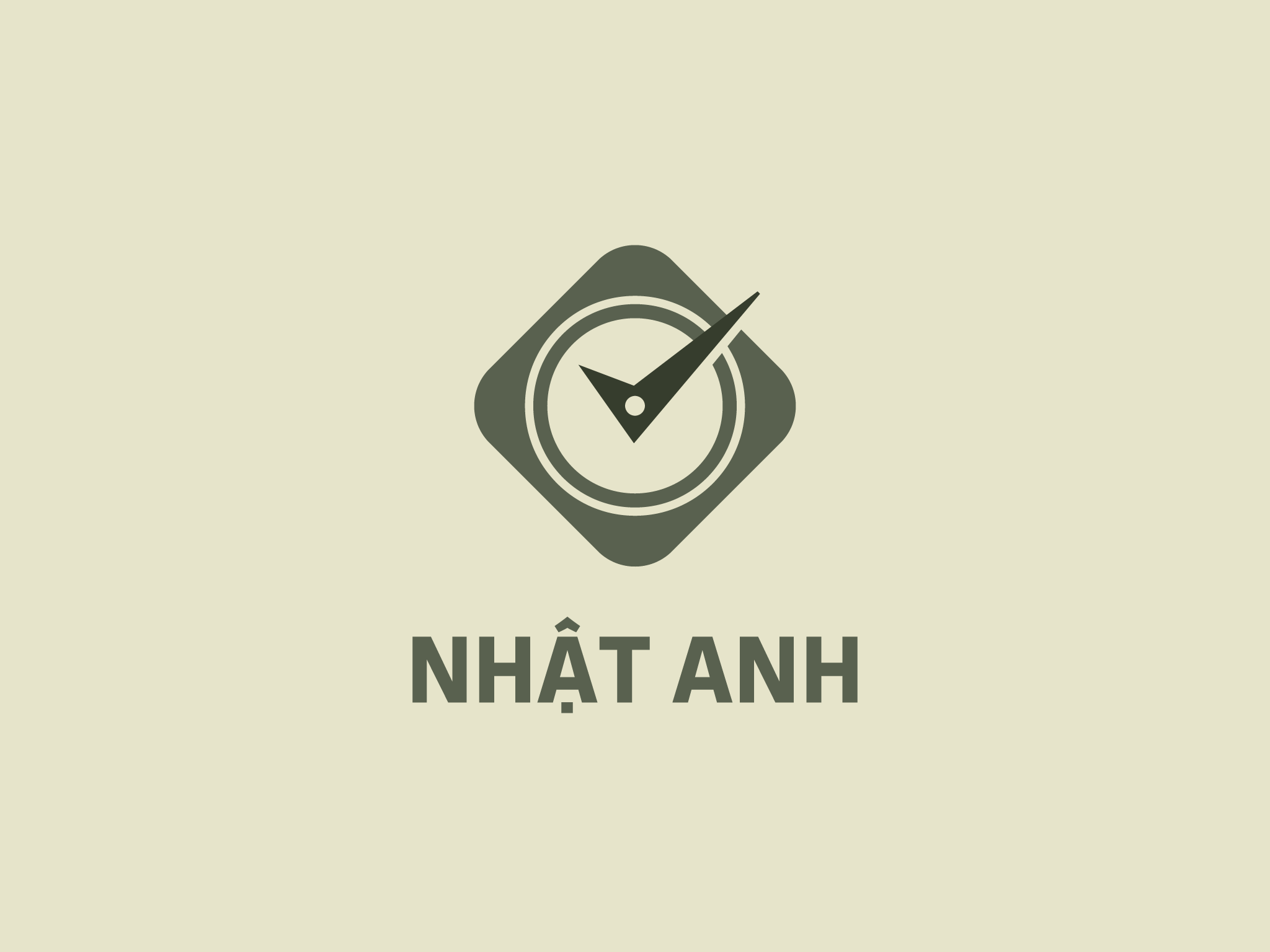 Logo Nhật Anh Watches