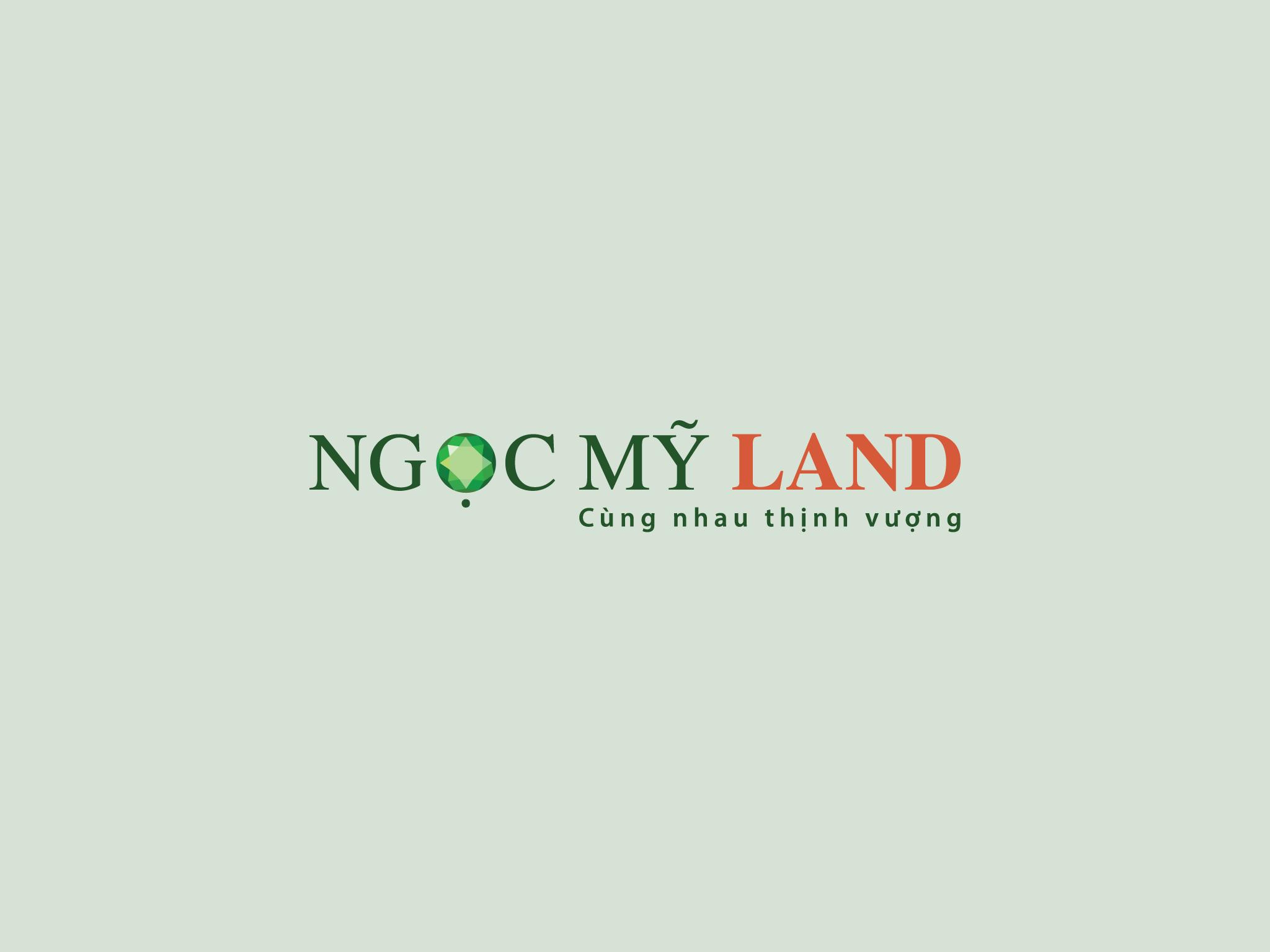Logo Ngọc Mỹ Land