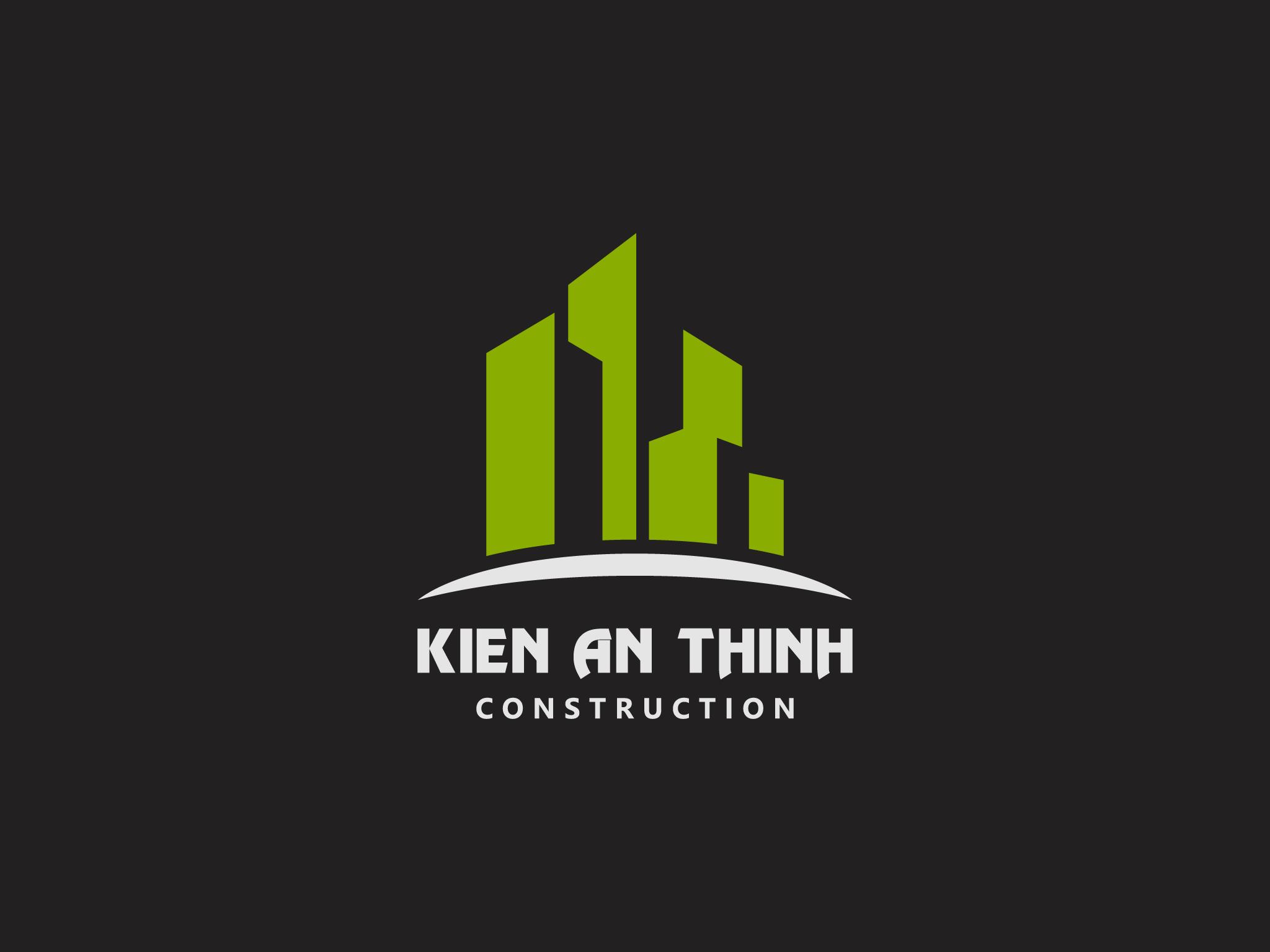 Logo Kiến An Thịnh