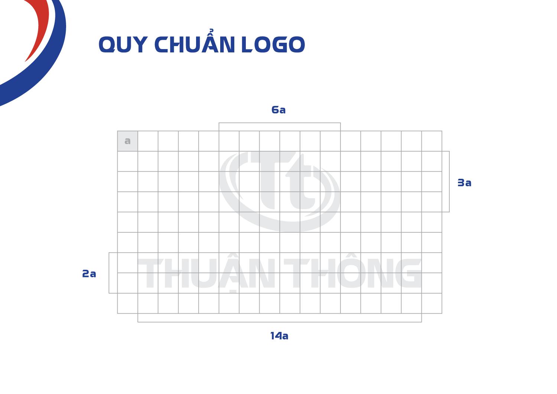 bộ quy chuẩn logo