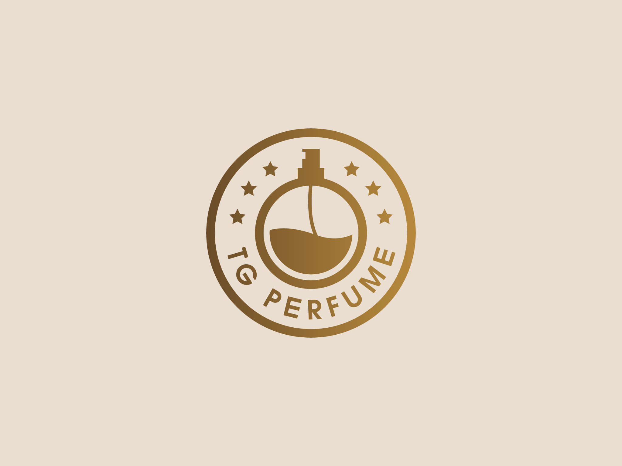Logo TG Perfume