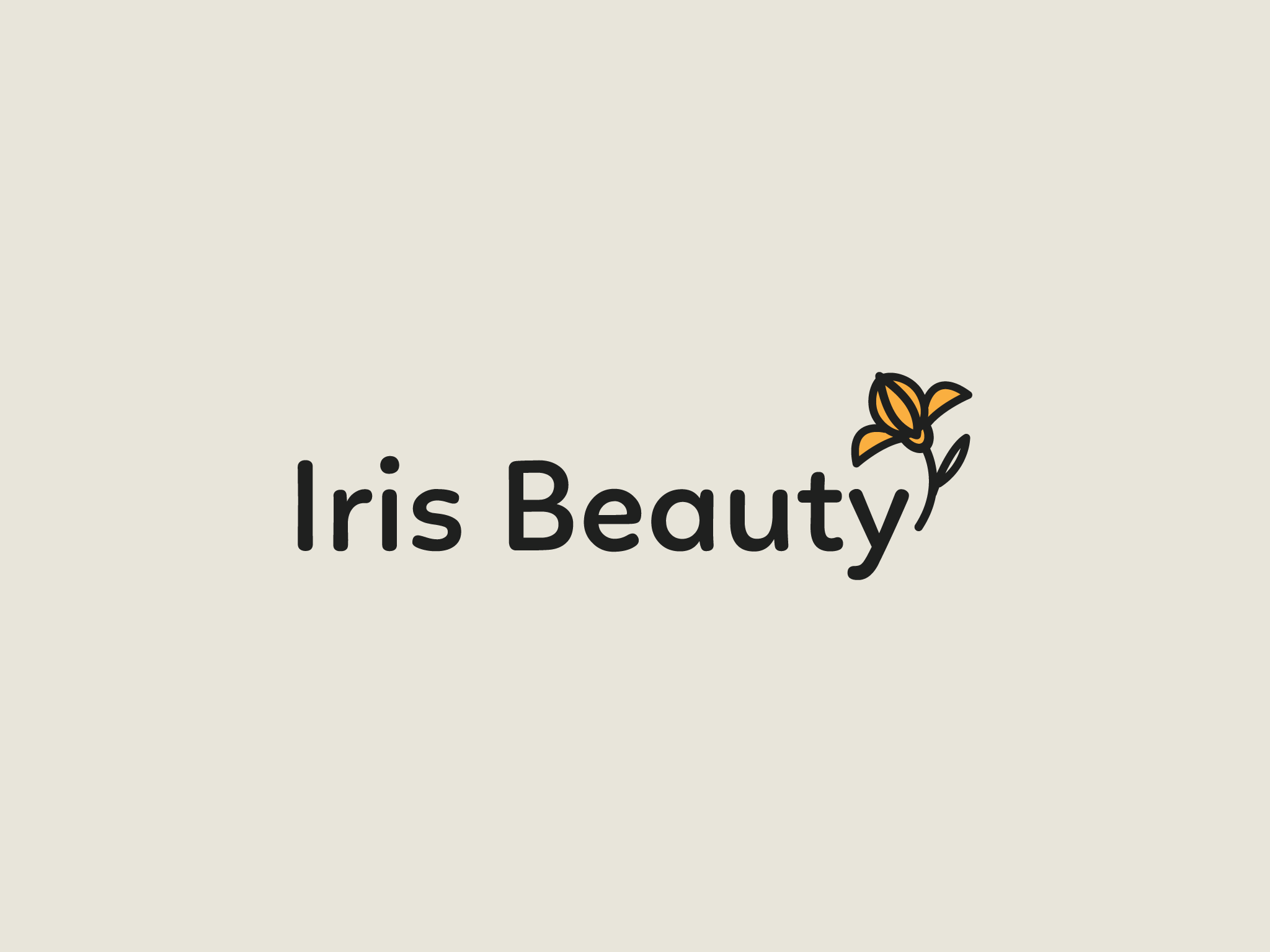 Logo Iris Beauty