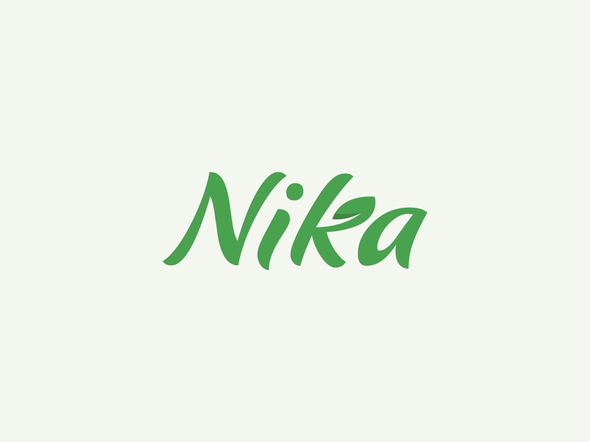 Logo Mỹ Phẩm NIKA