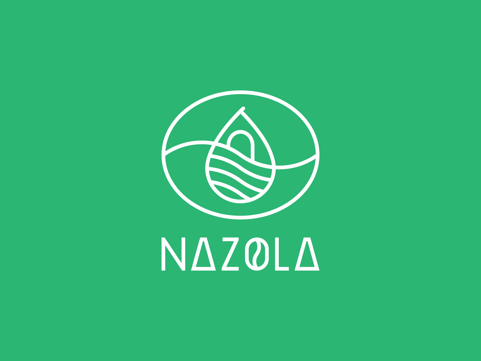 Logo Nazola Coffee