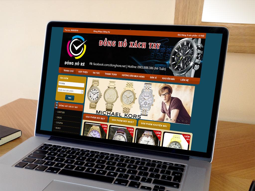 Website Đồng hồ rẻ